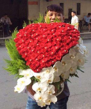 Shop hoa tươi quận Bình Thạnh