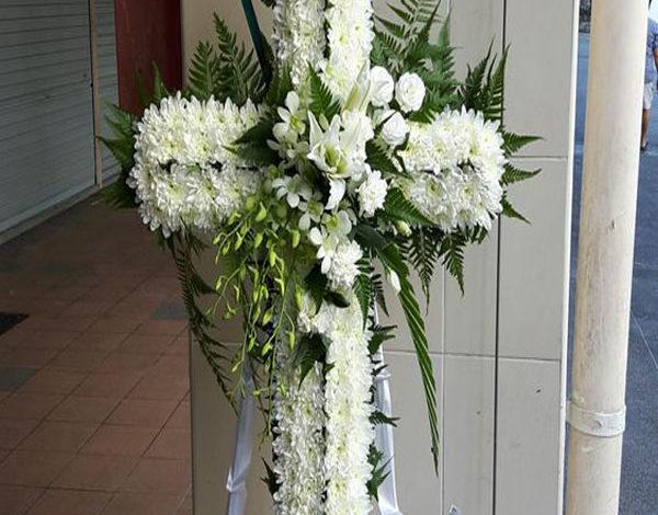 Hoa tang lễ Quận Bình Thạnh – Vòng hoa đặc sắc, giá cả cạnh tranh