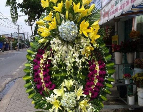 Địa chỉ đặt hoa tang lễ Quận Gò Vấp online & offline đáng tin cậy